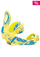 NITRO Womens Raiden Lynx Binding 2013 dayglow