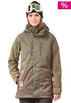 NITRO Womens Rio Snow Jacket olive/dark olive/