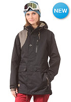 NITRO Womens Shasta Jacket black/smoke