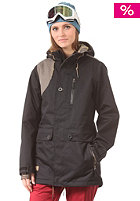 NITRO Womens Shasta Snow Jacket black/smoke