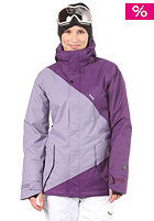 NITRO Womens Siren Jacket purple twill/lil