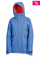 NITRO Womens Sookie 2014 Snow Jacket blue