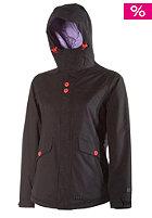 NITRO Womens Unknown Snow Jacket 13 black dobby