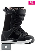 NITRO Womens Vita Boot 2010 black/white stitch