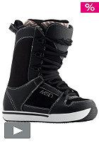 NITRO Womens Vita Boot 2010 black/white stitch