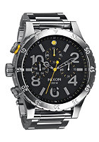 NIXON 48 20 Chrono black