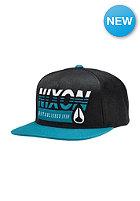 NIXON Allstar Snap Back Cap black / blue