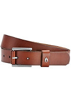 NIXON Americana Slim Belt honey brown