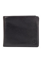 NIXON Apex Big Bill Tri-Fo Wallet all black