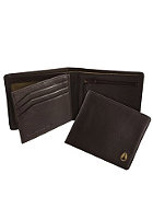 NIXON Apex Big Bill Tri-Fo Wallet brown