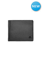 NIXON Apex Big Bill Tri-Fold Wallet black nylon