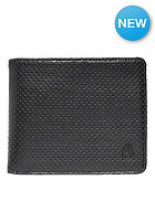 NIXON Apex Big Bill Tri-Fold Wallet black perf