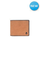 NIXON Apex Big Bill Tri-Fold Wallet tan