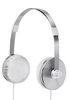 NIXON Apollo Headphones silver/white