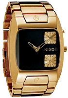 NIXON Banks all gold/black