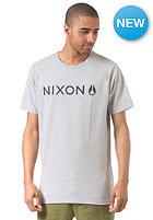 NIXON Basis heather gray / navy