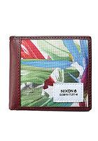 NIXON Blur Bi-Fold Wallet paradise
