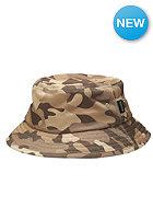 NIXON Bob Bucket Hat khaki camo