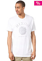 NIXON Bones S/S T-Shirt white