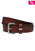 NIXON Border Belt brown