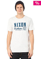 NIXON Build S/S T-Shirt vintage white
