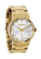 NIXON Cannon champagne gold / silver