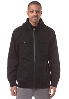NIXON Captain Cotton Jacket II black