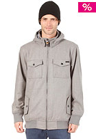 NIXON Captain Jacket II charcoal