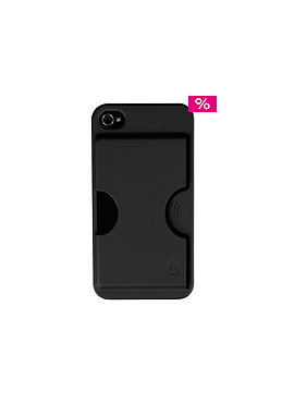 NIXON Carded IPhone 4 Case black