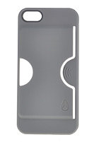NIXON Carded Iphone 5 Case charcoal