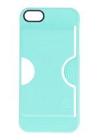 NIXON Carded Iphone 5 Case light blue