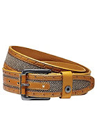 NIXON Catton Belt vintage orange/herringbone