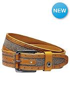 NIXON Catton Belt vintage orange/herringbone