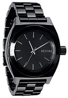 NIXON Ceramic Time Teller black