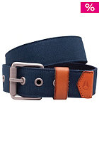 NIXON Charter Belt navy