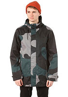 NIXON Chasseur Jacket black camo