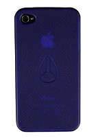 NIXON Clear Jacket IPhone 4 Case royal