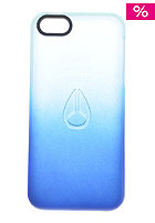 NIXON Clear Jacket Iphone 5 Case blue/ltbluefade