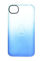 NIXON Clear Jacket IPhone blue/ltbluefade