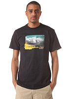 NIXON Colored Water S/S T-Shirt black