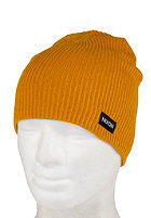 NIXON Compass Beanie mustard
