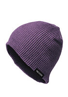 NIXON Compass Beanie purple