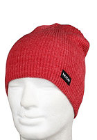 NIXON Compass Beanie red heather