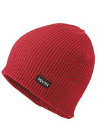 NIXON Compass Beanie red