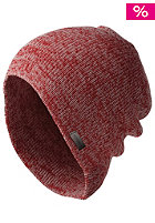 NIXON Complete Beanie red wash