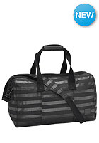 NIXON Convoy Duffle Bag all blck stripe