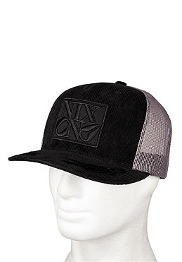 NIXON Corded Philly Trucker Cap black