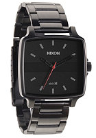 NIXON Cruiser all gunmetal/black