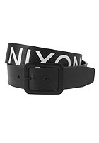 NIXON De Facto Belt II black