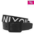 NIXON De Facto II Belt black